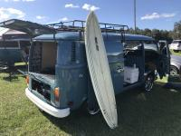 Bay Panel Van