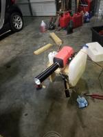 Portable Chinese diesel heater 4k webasto espar