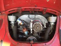 Old School motor in my old '68