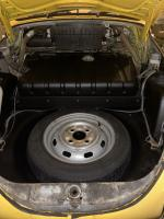 1971 Yellow/White Super Beetle Trunk/Engine
