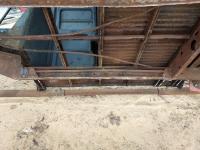 1958 double door panel wiring tube conduit