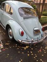 Stolen Volkswagen Bahama Blue 1965 Beetle