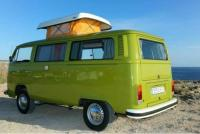 1976 Mosaic ordered Westfalia VW Bus