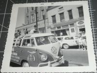 23-Window, possibly in parade