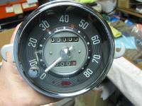 1957 original trip odometer speedometer restored by O.E.S