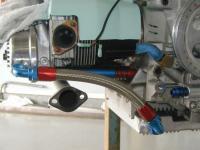 valve cover drain