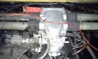 73 T-3 fuel injection harness