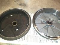 5 x 205 rear brake drums