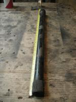 Barndoor torsion bar length