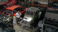Baja Bug A-arm conversion - Playtech Racing