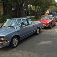 mini truck notchback big truck