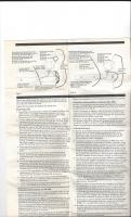 Wiring Diagram for Fog Lamps and Reversing Lamp on VW 1200 and Ghia 1200