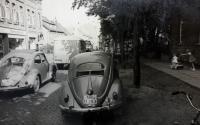 ovals on the street