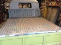Double cab bed