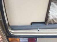 Raised Engine Lid-Vanagon