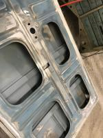 Single cab austria door