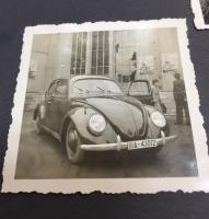 Vintage photo - kdf Beetle IIIA 43012