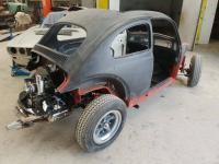 Cal Parts on my 61 bug under restoration