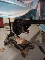 installing suspension