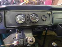 Creative replacement dash