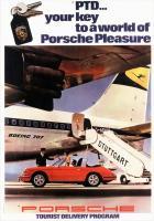 Different Porsche Key Fobs / Pouches