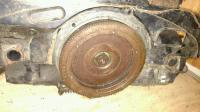 73 Super Beetle Flywheel