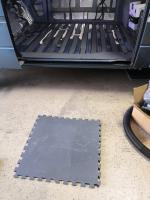 Kitchen floor rehab