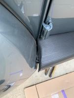 Repro running boards on oval