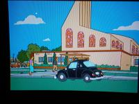 The Simpsons Beetle