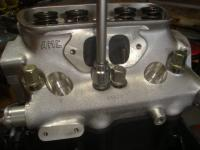 Waterboxer wbx cylinder head