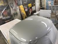 Single cab paint work