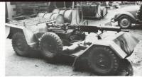 military prototype