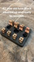 """Raisedup58"" original paint light bronze 58 build"