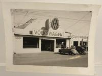 Vintage photo - VW dealership : Town & Country Motors