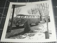 Vintage photo - Sanders Motors - 23 window deluxe micro Bus