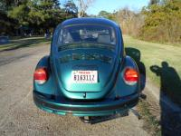 My 1999 Mexico made Beetle