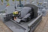 VW tombstone