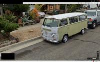 VW Bus Google Street View
