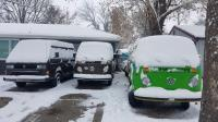 cold VWs
