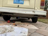 75-78 Stock Exhaust Setup Ceramic Coated