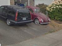 Old Cal-Look RHD Bug