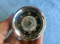 Motometer inside/outside temp gauge