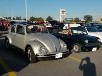 Mexican Beetle and Mini Convertible