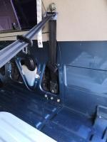 Rear 3 point seat belt (OEM)