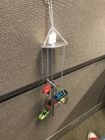 VW wind chime