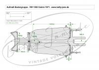 1302/1303 chassis dimensions