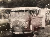 Woodstock bus yup the real one