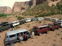 Syncros in Canyon de Chelly