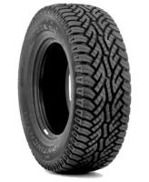 Continental ContiCrossContact AT tires for Syncro