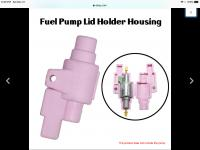 Inexpensive Chinese diesel heater Install fuel pump cover